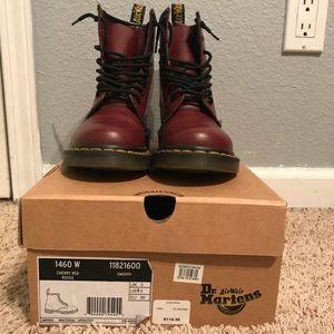Dr. Marten's Boots.